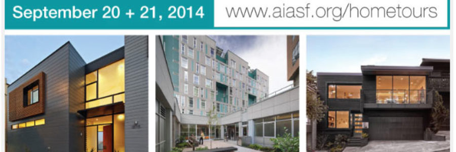 Featured in the AIA Tour