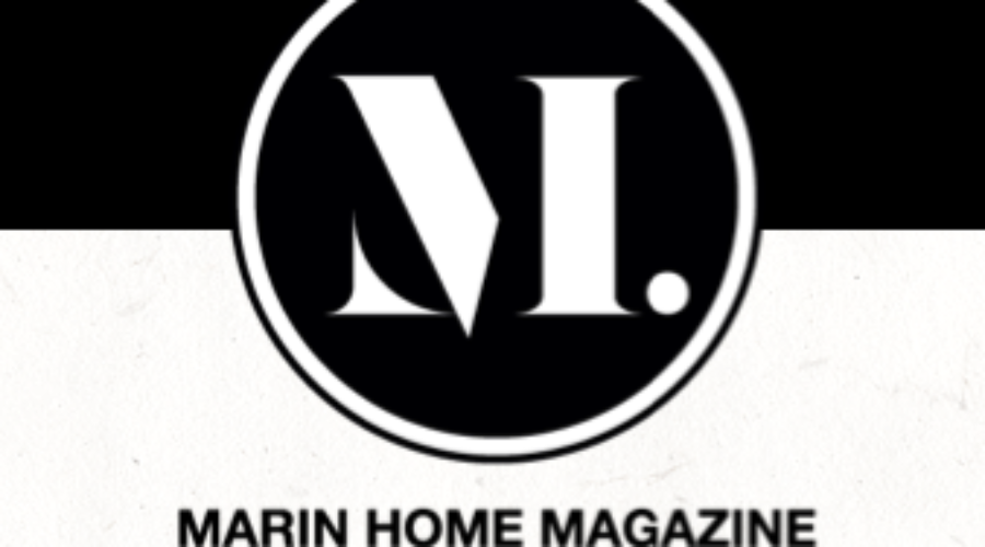 Featured in Marin Home Magazine
